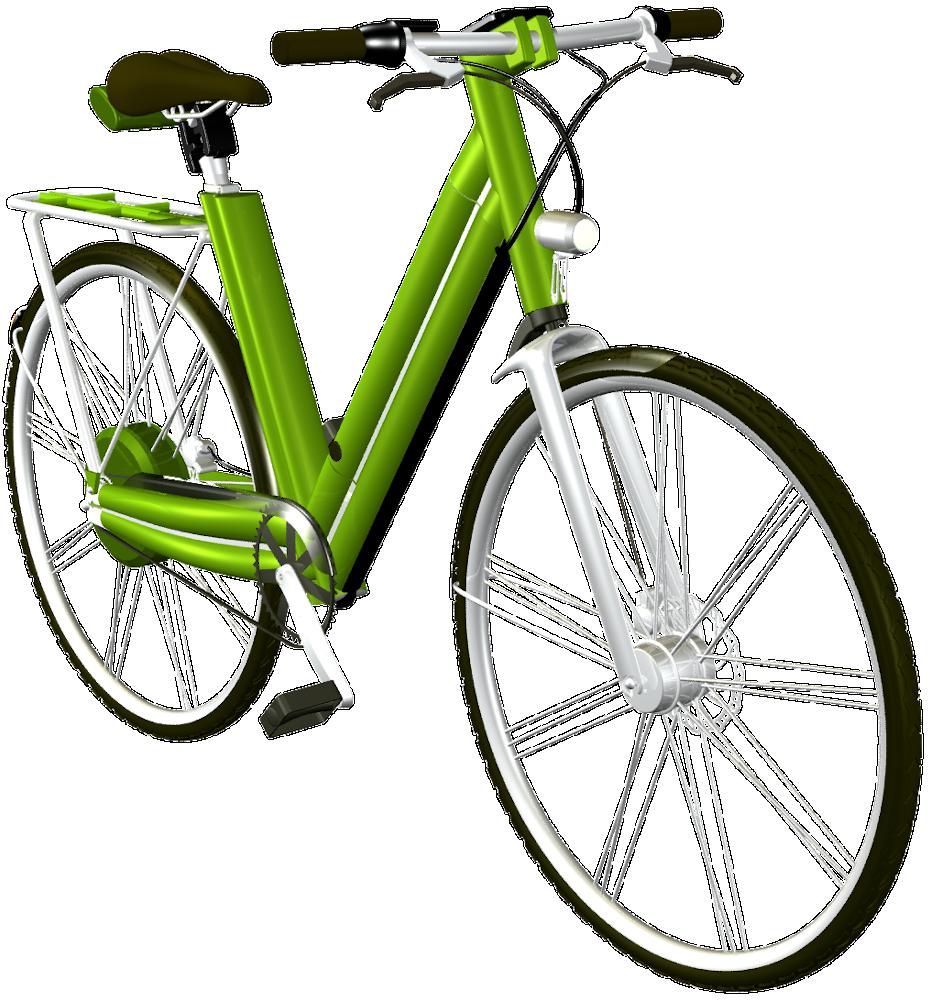 Konzeption eines grünen Damenpedelecs, by Kerjo // form:f - industrial design