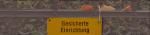 Hinter Gittern, einschließen: Foto Inselstraße 30 - Schwanenwerder
